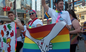 Pride Toronto 2013