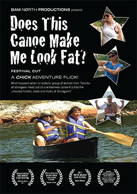 Does This Canoe Make Me Look Fat?